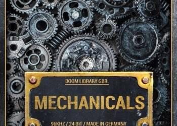 年费VIP专享Boom Library Mechanicals Construction Kit 机械构造工具齿轮转动无损音效库