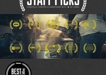 年费VIP专享2016-2018年全集Vimeo STAFF PICKS官方认证创意CG特效动画微电影参考