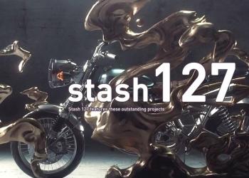 美国2018年1月STASH 127期 1080P VFX 电视包装、广告创意、动画