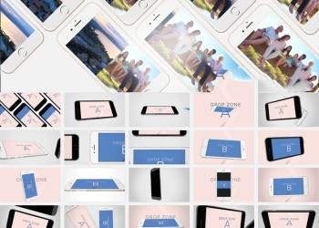 年费VIP专享FCPX插件-50组苹果手机切换视频转场插件预设mTransition Mobile
