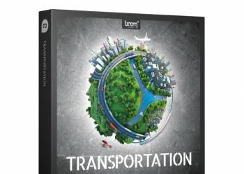 年费VIP专享Boom Library Transportation WAV汽车火车发动机交通车辆环境无损音效库