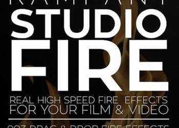 年费VIP专享203组真实火焰火苗燃烧特效合成高清视频素材