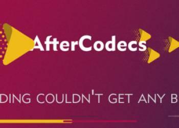 中文/英文一键安装版-AE/AME/PR插件-MP4/H264视频渲染输出AEscripts AfterCodecs v1.4.1