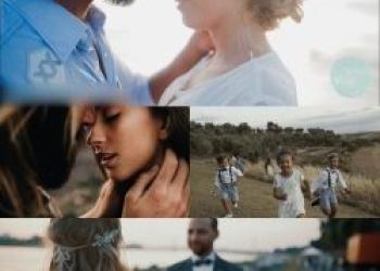 70个大气电影婚礼LUTS视频调色预设5套(AE/Pr/FCPX/达芬奇/PS等)