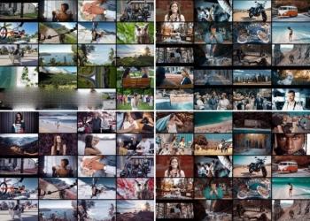 73个奇幻新奇梦幻超现实LUTS视频调色预设(FCPX/达芬奇/AE/Pr等)