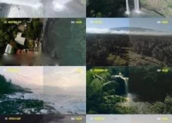 年费VIP专享10个DLog航拍视频调色LUTS预设(FCPX/达芬奇/AE/Pr/PS等)