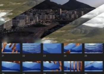 年费VIP专享FCPX插件:62组图形切割遮罩视频转场预设(含音效)