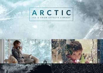 年费VIP专享79个下雪结冰特效合成4K视频素材