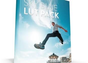 年费VIP专享10个大疆/GH5/GoPro/Sony风景旅拍vlog蓝天空LUTS视频调色预设