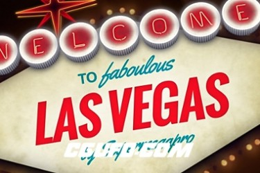 2763创意开场动画AE模版,Welcome to Fabulous Vegas Logo Opener Animation