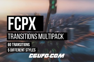 8274FCPX转场特效合集包动画模版,FCPX Transitions Multipack