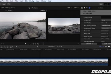 FCPX 10.4新功能介绍教程(英文字幕) Lynda – Final Cut Pro X Guru New Features