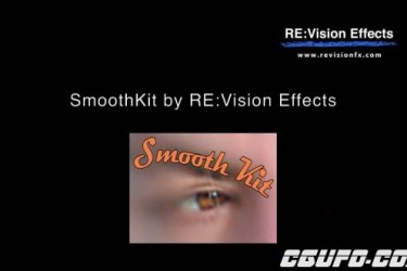 AE/Pr自定义模糊插件 RevisionFX SmoothKit 3.3.5 for After Effects Win64