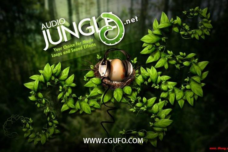 2016年最全AudioJungle超级配乐库超级音效库精选大合集超20G