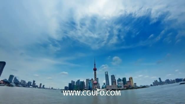 1411上海城市宣传片高清实拍视频素材