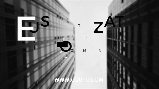 6005现代城市宣传片包装字幕动画AE模版,Modern Urban Titles 21247