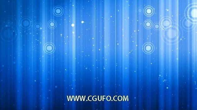 133光线粒子动态背景高清视频素材