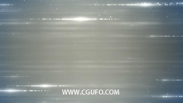 142流光粒子特效动态背景高清视频素材