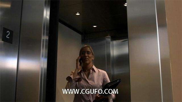 2053商务空间高清实拍视频素材