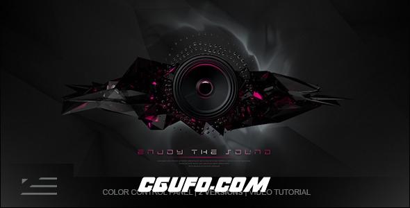 6403音乐俱乐部Party宣传片动画AE模版,Club Glam | Event Promo