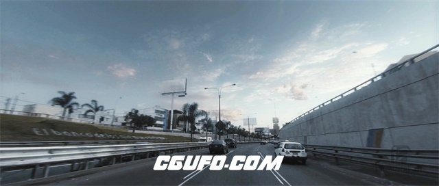 2265互联网连线高科技未来城市发展穿梭构建场景宣传片高清视频实拍
