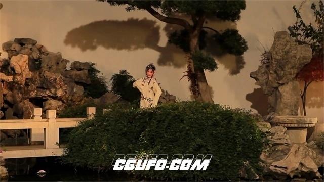 2514-苏州昆剧戏曲戏剧世界级传统民俗文化高清实拍视频素材