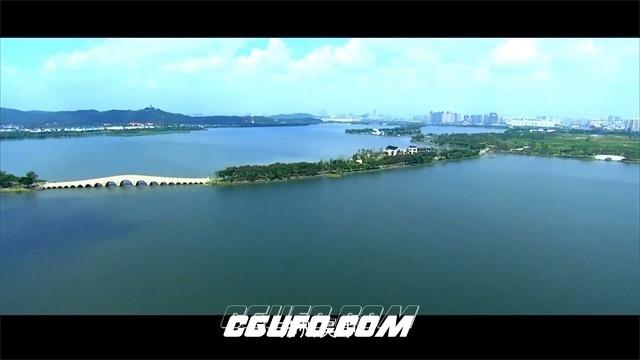 2515-苏州如画般山水景色太湖城市文化建设发展形象宣传片高清实拍视频素材