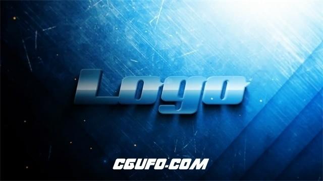 6616电影片头介绍logo演绎动画AE模版,Cinematic Intro Logo
