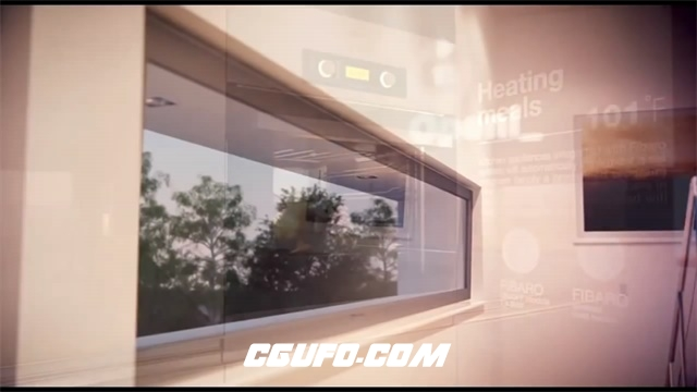 2641-未来智能家居自动化家电无线控制家居智能装饰宣传片高清实拍视频素材