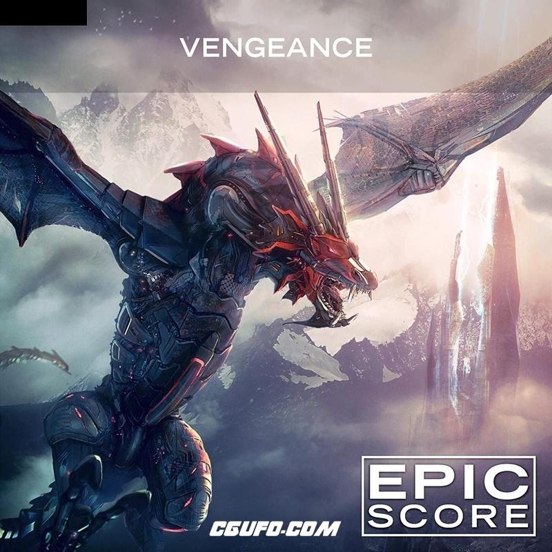 最全Epic Score 配乐合集 37CD 无损音乐素材 动作 英雄 恶棍 史诗鼓