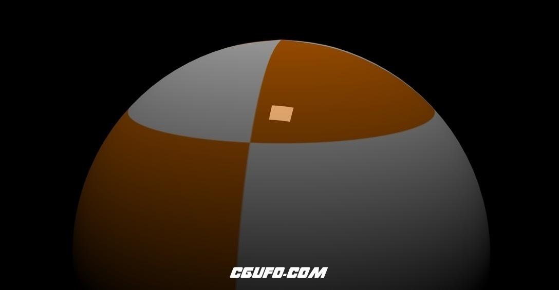C4D柔光箱灯光预设 SoftBox