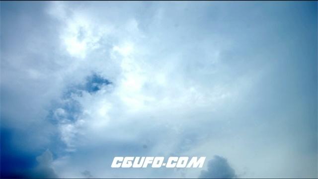2914-乌云翻滚高清实拍视频素材