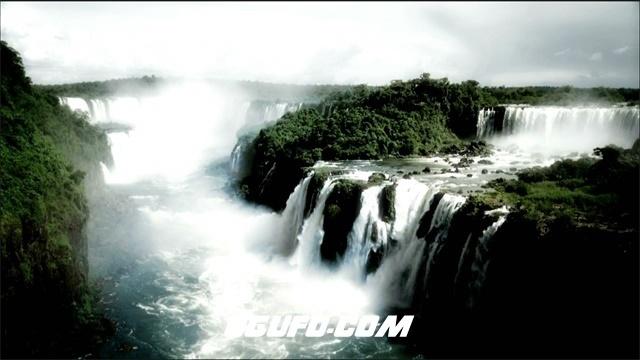 2938-大瀑布高清实拍视频素材