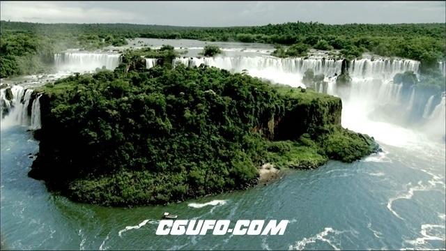 2939-大瀑布高清实拍视频素材