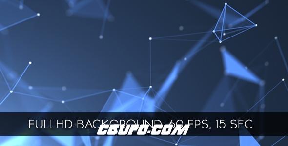 7179高科技特效动态背景动画高清视频素材