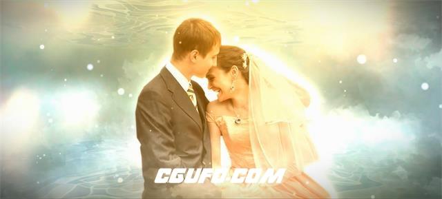 2754婚礼爱情图片展示动画AE模版,Wedding Traile music