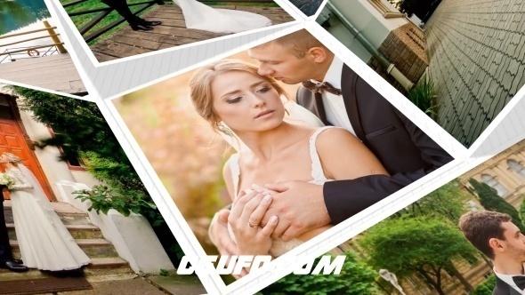 7439婚礼爱情回忆相册动画AE模版,Hands Photo Slideshow Pack