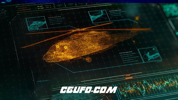 AE三维空间粒子插件Red Giant Trapcode Form 3新功能介绍,包括支持OBJ作为发射器,70多个预设等