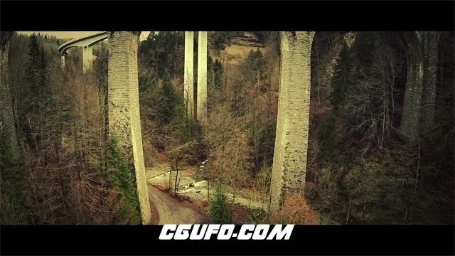 3542-宁静自然风景高清实拍视频素材