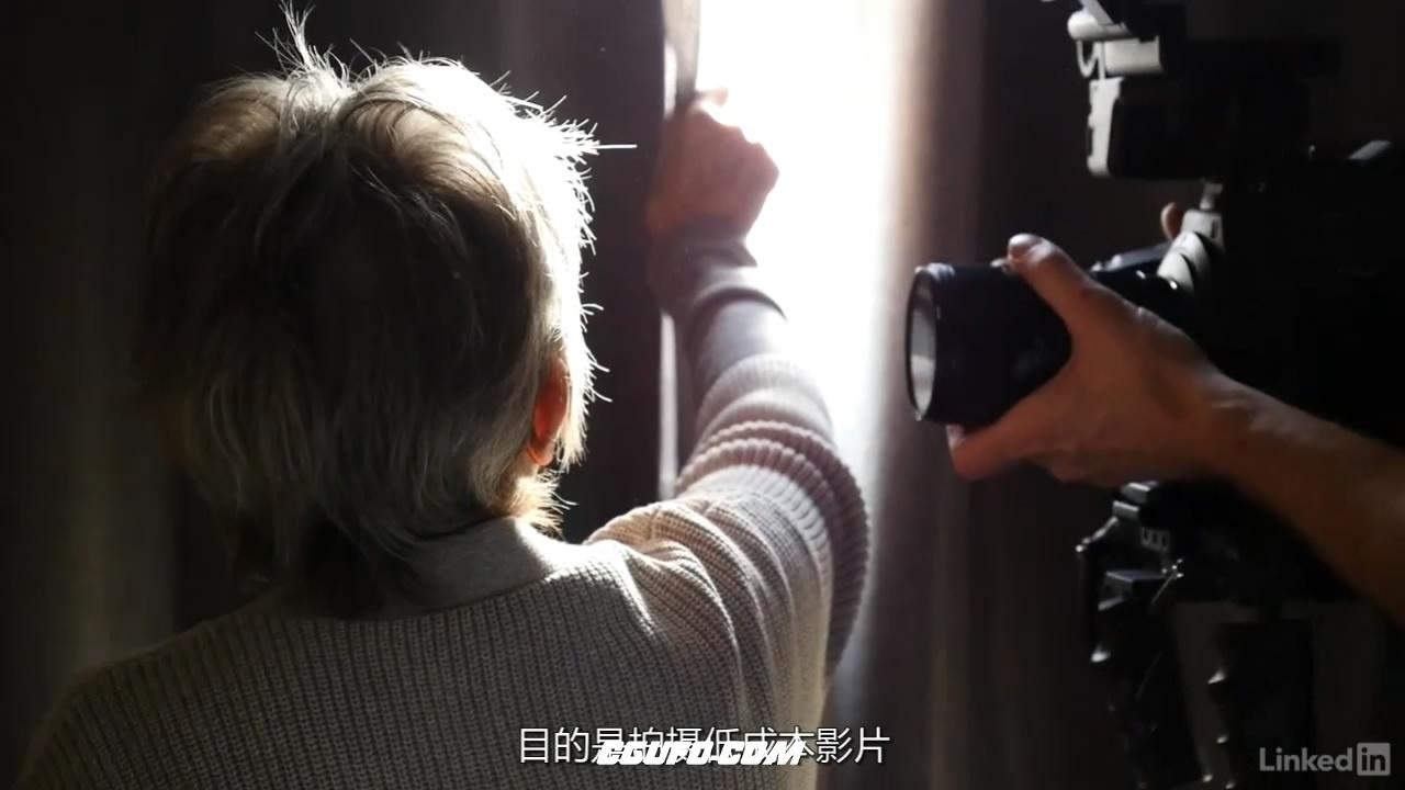 第74期中文字幕翻译教程《低成本影视片拍摄与后期制作视频教程》
