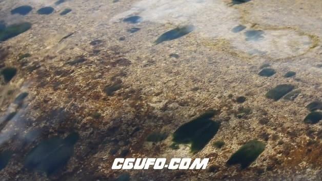 3867小溪流水高清实拍视频素材