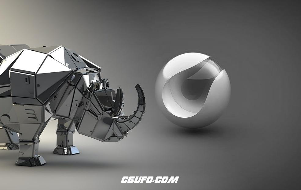 rhino C4D接口插件 LaubLab Rhino.IO 1.2.0 For Cinema 4D R14-R16 Win/Mac